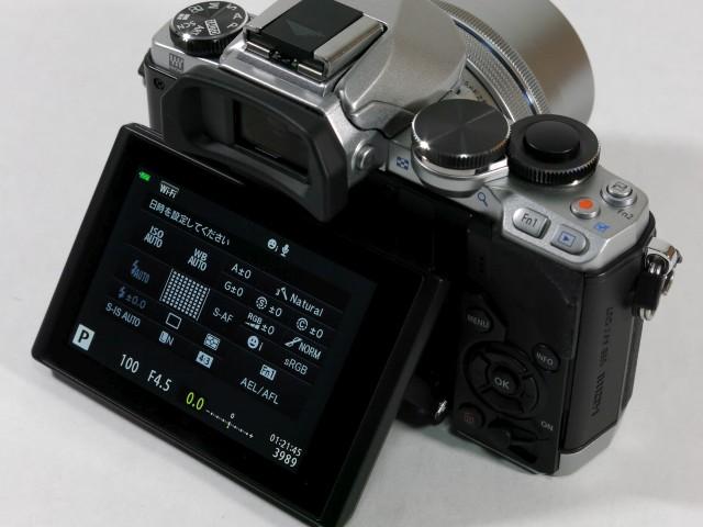 オリンパス ファームウェア e-m10マーク2